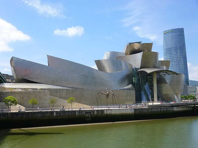 Museo Guggenheim de Bilbao (Bilbao – España)