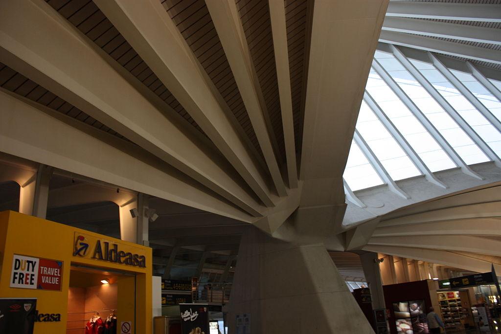 Bilbao Airport To City