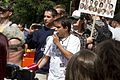 Bilderberg protest 2012 at Marriot Westfields Chantilly VA. (7332527148).jpg