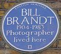 Bill Brandt 4 Airlie Gardens blue plaque.jpg