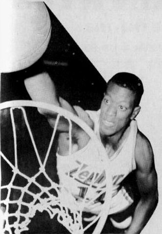 Bill McGill - Image: Bill Mc Gill basketball