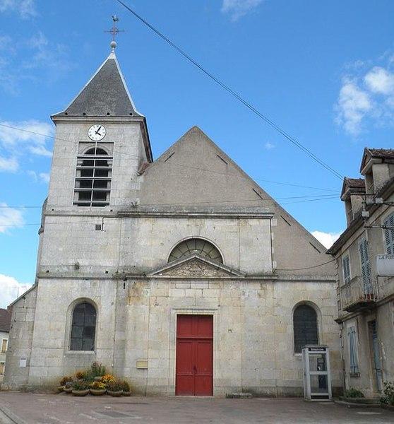 Church of Billy-sur-Oisy