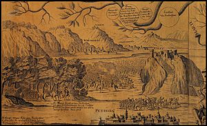 Slovene Peasant Revolt - Slovene Peasant Revolt in Celje in 1515