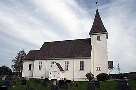 Bjorkelangen kirke vest id 83907.jpg