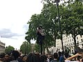 Black Lives Matter, Hyde Park London protest 3.6.21.jpg