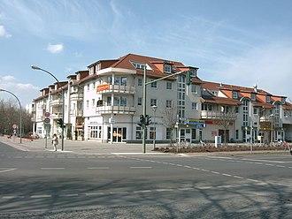 Blankenburg (Berlin) - Image: Blankenburg Ortskern