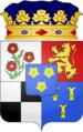 Blason Famille fr Rosset-de-Rocozels-de-Fleury M.png