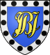 Blason Jean Baptiste Jourdan (1762-1833) (Restauration).svg