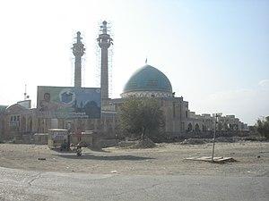 Blue mosaic mosque, Kabul.jpg
