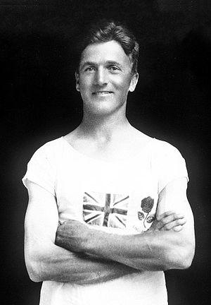 Bobby Mills (athlete) - Bobby Mills in 1920