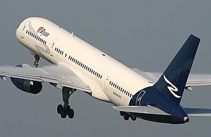 Ryan International Airlines - Ryan International 757 in 2005 in Ryan livery