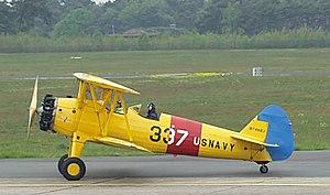 Stearman Aircraft - Boeing Stearman PT-17