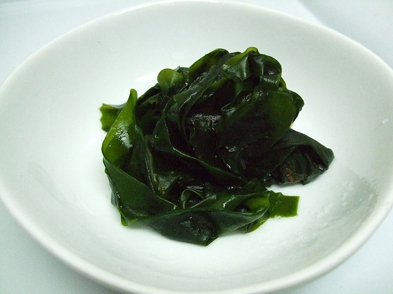 File:Boiled wakame.jpg