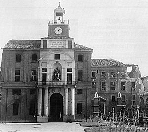 Università Cattolica del Sacro Cuore - The Cattolica after the bombings