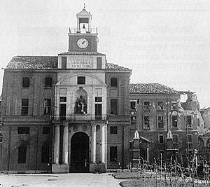 Università Cattolica del Sacro Cuore - The Cattolica after the bombings