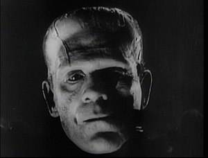 Cropped screenshot of Boris Karloff from the t...