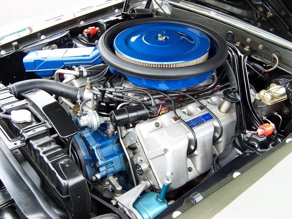 Ford 385 Engine Wikipedia