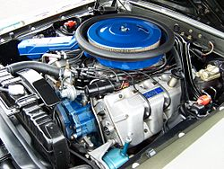 a boss 429 engine