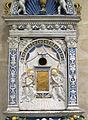 Bottega dei della robbia, tabernacolo eucaristica, 1500-1510 ca. 03.JPG