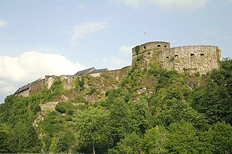 Duchy of Bouillon - Bouillon Castle