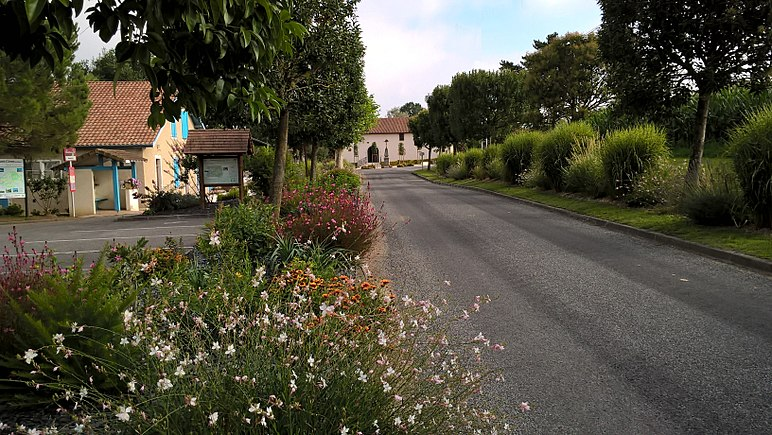 Saint girons en b arn wikimonde for La rotonde saint girons