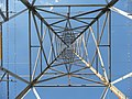 Bournemouth , Unique View of a Pylon - geograph.org.uk - 1704350.jpg