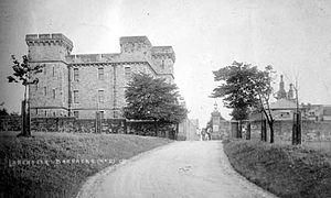 Bowerham Barracks - Bowerham Barracks