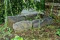 Box-shaped stone coffin, Oshinozuka No. 2 tumulus, Sakura City, Chiba prefecture, late to final Kofun period, c. 500s-600s AD - Kokugakuin University - Shibuya, Tokyo, Japan - DSC05531.jpg