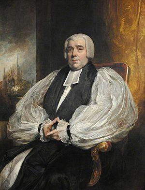 John Parsons (bishop) - Image: Bp John Parsons by William Owen