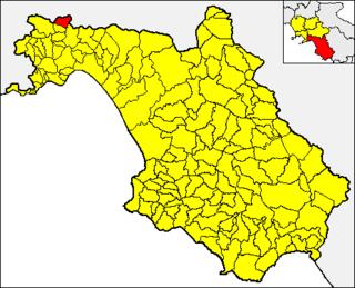 Bracigliano Comune in Campania, Italy