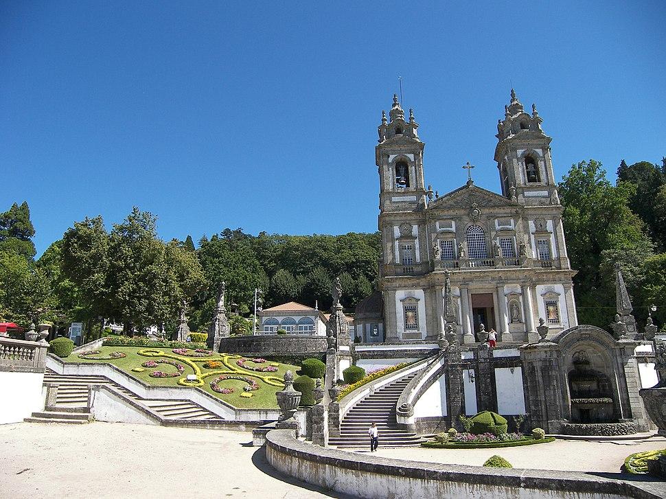 Braga, Basílica do Bom Jesus do Monte (13)