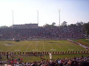 Bragg Memorial Stadium - Image: Bragg stadium