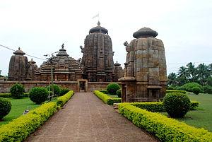 Somavaṃśī dynasty - Brahmeswara Temple