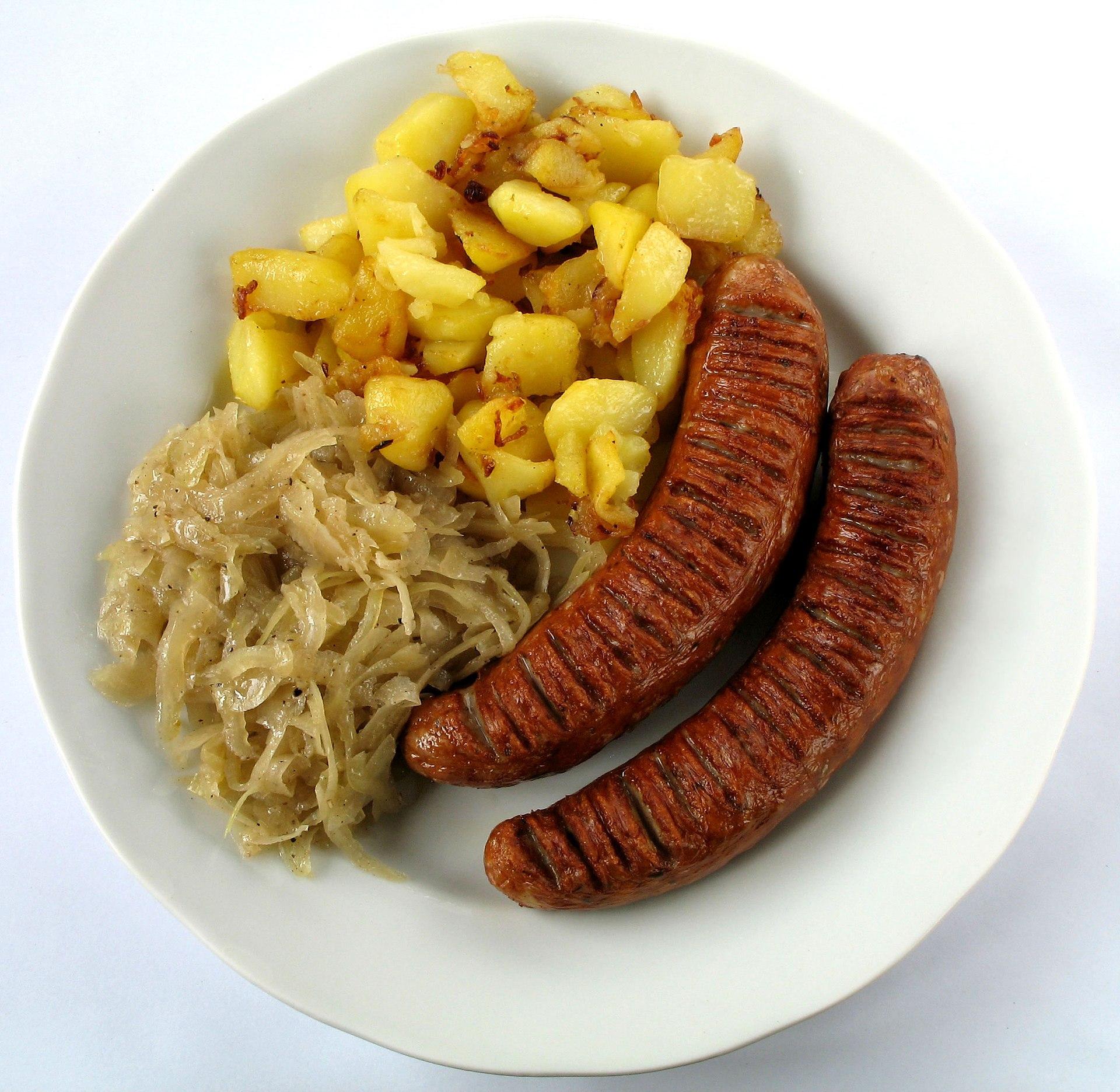 cuisine allemande � wikip233dia