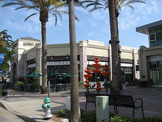 Brea, California - Market City Cafe in Brea downtown