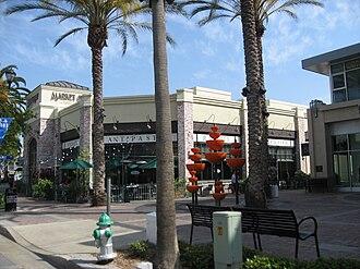Brea, California - Market City Cafe in Brea downtown