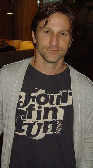 Breckin Meyer in February 2007