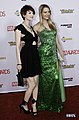 Bree Daniels and Kenna James at AVN Awards 2016 (26398672420).jpg