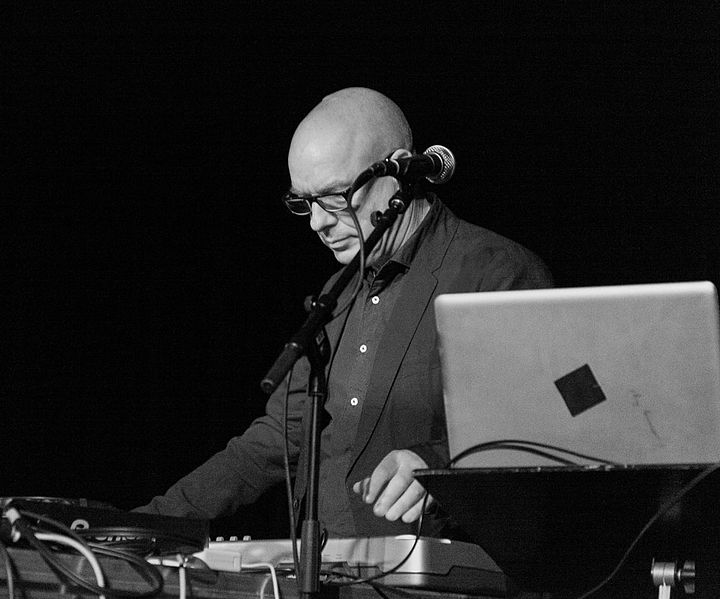 File:Brian Eno live remix at Punkt 2012 (cropped).jpg