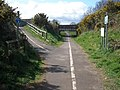 Bridge across the former railway line, at Littleham - geograph.org.uk - 1224828.jpg