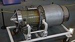 Bristol Siddeley Orpheus Mk.805 turbojet engine left top view at Kakamigahara Aerospace Science Museum November 2, 2014.jpg