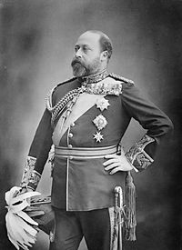 Britain Before the First World War; Edward VII Q107143.jpg