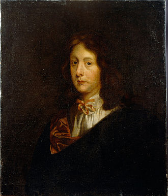 John Lovelace, 3rd Baron Lovelace - John Lovelace in the early 1660s