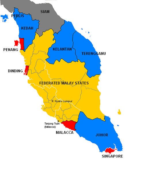File:British Malaya circa 1922.PNG