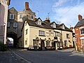 Broad Gate and The Wheatsheaf Inn - geograph.org.uk - 704954.jpg