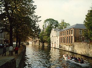 "Brugges, the ""Venice of the North"" i..."
