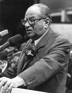 Bruno Kreisky Austrian diplomat and chancellor