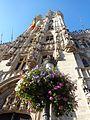 Brussels town hall flowers.JPG