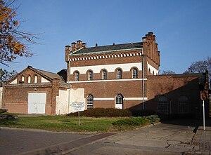 Buckau (Magdeburg) - Waterworks (1856-1916)