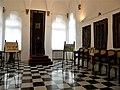 Bucuresti, Romania. PALATUL BRANCOVENESC de la MOGOSOAIA. Sala cu tron. (IF-II-a-A-15298).jpg